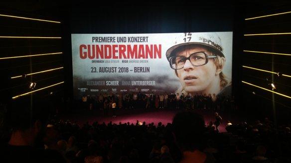 Premiere des Films Gundermann, 23.08.2018. Foto: Jäkel