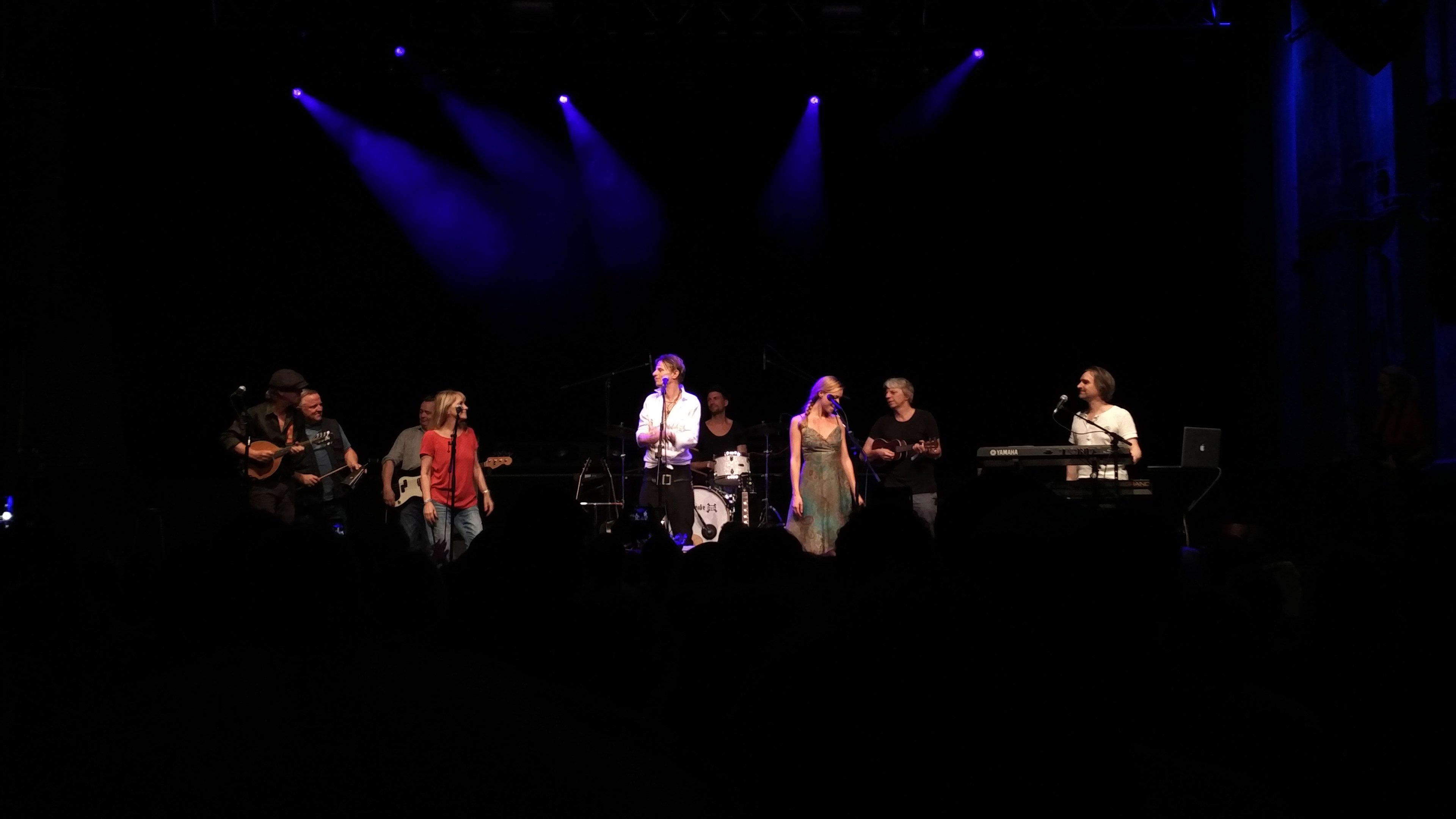 Konzert zur Premiere von Gundermann. 23.08.2018 Foto: Jäkel